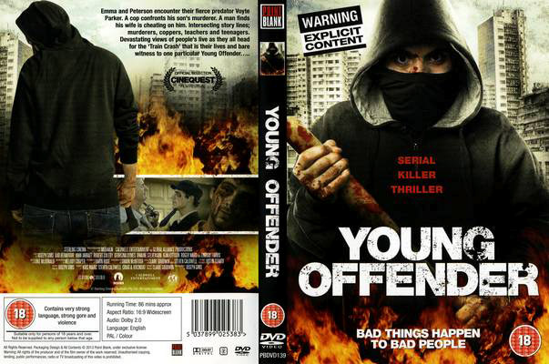 English DVD Release of Bad Behaviour as Young Offender
