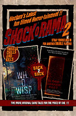 Will o Wisp & Blood Soaked Past (2014) Short Film Double Bill Poster