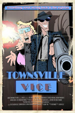 Townsville Vice Film Poster